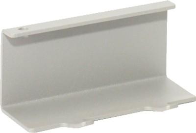 Hakenleiste (2Haken) Linero MosaiQ, grau B85 x T45 x H40 titangrau