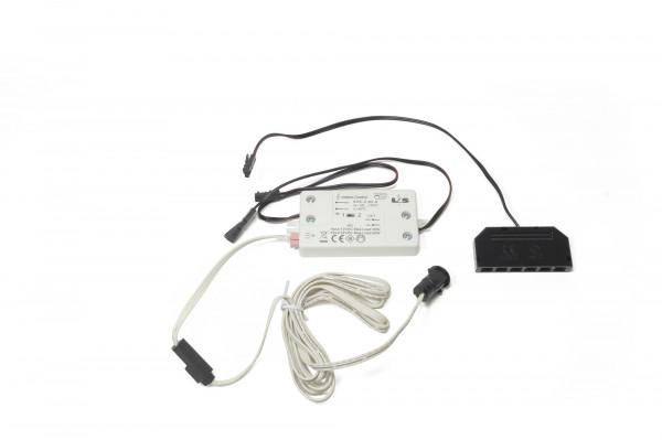 LED IR Sensor/Türkontaktschalter 12 V 14,2x63 mm Zul.1800 mm max.30 W