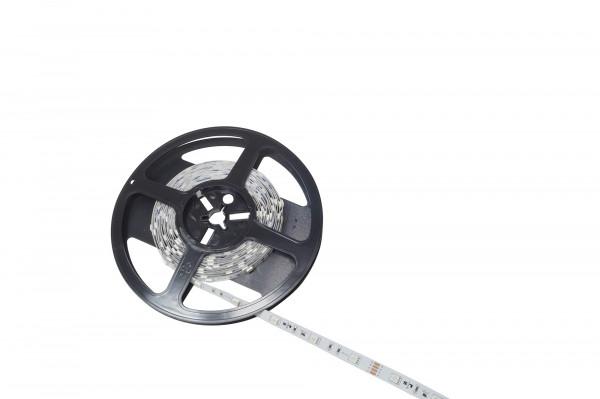 LED RGB Band 12 V 10 mm 7,2 W/m 30LED/m 5 m 1,8 m Zuleitung
