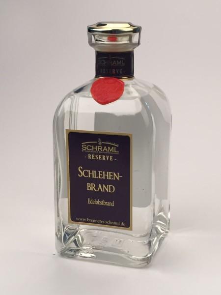 Schlehenbrand 43% vol. RESERVE 0,5 L