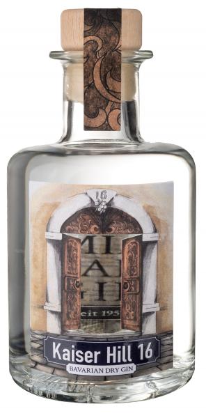 Kaiser Hill 16 Gin 42% vol.0,2 L