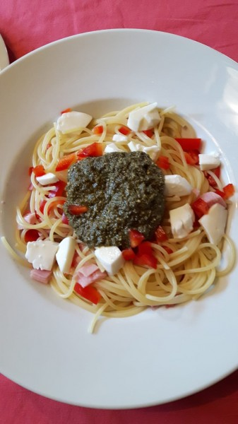 Spaghetti-mal-aders