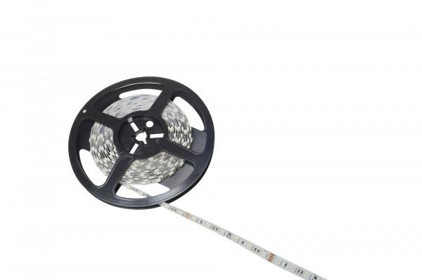 LED RGB Band 24 V 10 mm 14,4 W/m 60LED/m 5 m 1,8 m Zuleitung