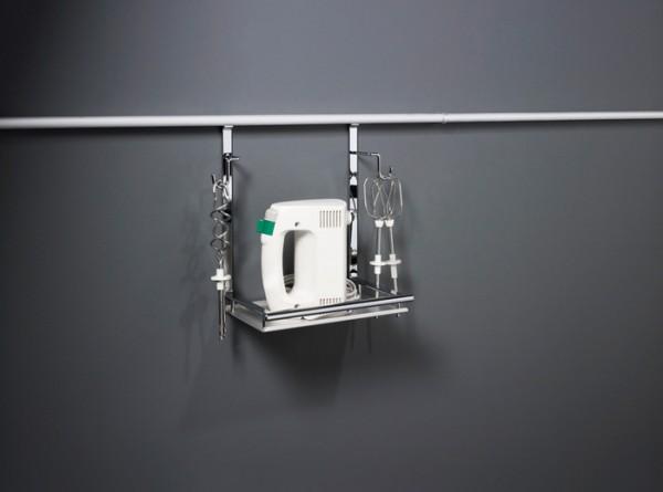 Mixerhalter LINERO 2000 Edelstahloptik