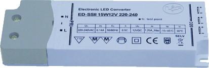 LED Konverter 12 V DC, 15 Watt