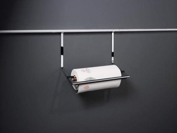 Papierrollenhalter LINERO 2000 Edelstahloptik