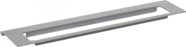 Tuchleiste Linero MosaiQ, schwarz B350 x T75 x H10 graphitschwarz