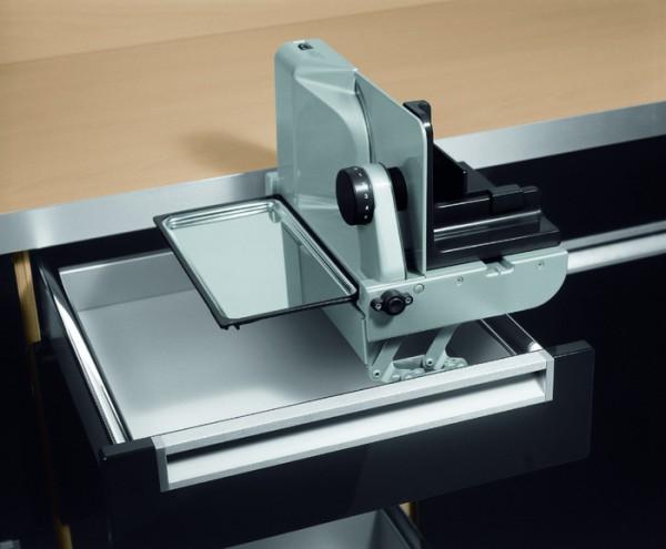 RITTER Einbau Brotschneidemaschine Allesschneider AES 62 SR rechts 45er Schublade