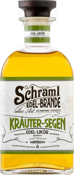 Kräuter-Segen 41% vol. 0,5 L -Karton mit 6 Flaschen-