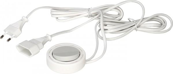Anbauschalter Linero MosaiQ für 20 Watt LED Driver, weiß