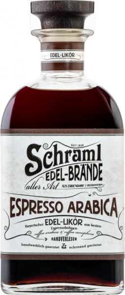 Espressol Arabica 25% vol. 0,5 L