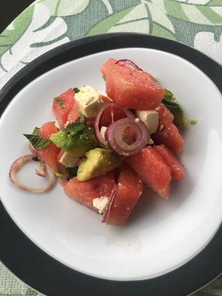 Melonensalat-2