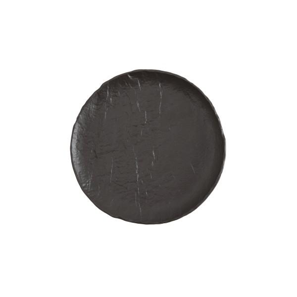 "FSW Black Slayte Coupe Plate 8.25"" (21cm)"