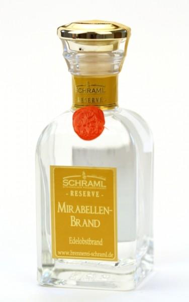 Mirabellenbrand 43% vol. RESERVE 0,1 L