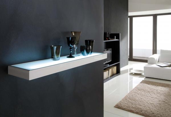 Leuchtboden Denver LED 12 V 6,63 W 900 mm Emotion Edelstahl