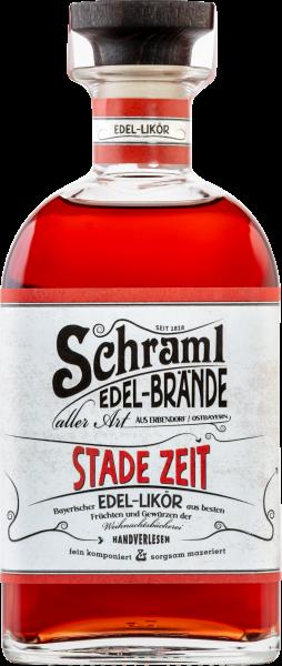 Stade Zeit- Bayerischer Edel-Likör 30 %Vol. 0,5 L ( Karton mit 6 Flaschen)