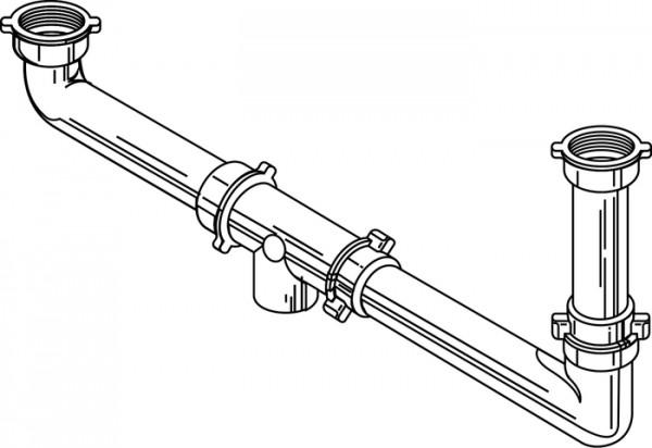 Verbindungsrohrwerk für 111.ED + 111A.ED