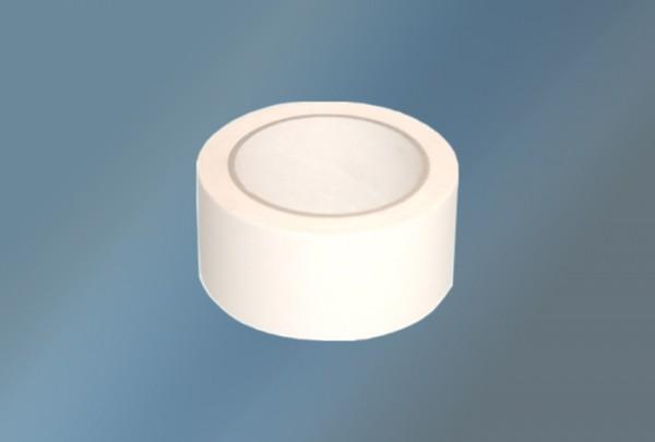 Klebeband PVC, Isolierband, weiß, Rolle 5 cm x 33m