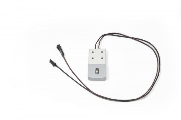 Emotion Touch LED 12 V max 30 Watt 0,5/0.5 m Anbau silber