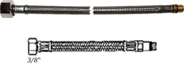Direktanschluss an Armatur Ø 8 mm, Länge 500 mm