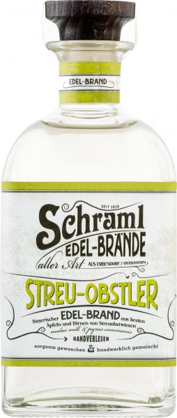 Streu-Obstler 42%vol 0,5L- Karton mit 6 Flaschen