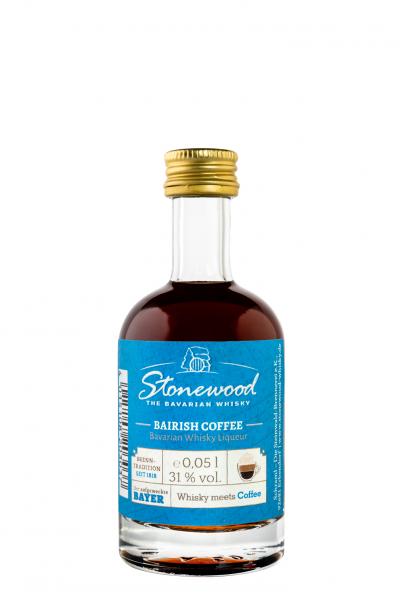 Bairish Coffee Whiskylikör 31%vol. 0,05 L ( Karton mit 20 Flaschen)