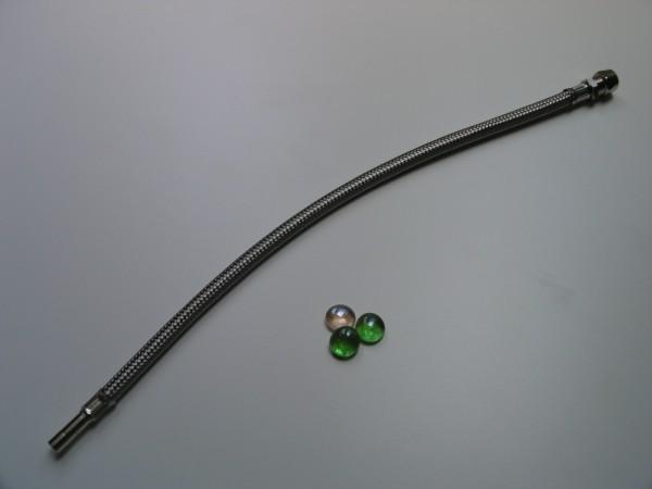 Verlängerung für Armaturen mit Stutzen Durchmesser 10, Länge 500 mm