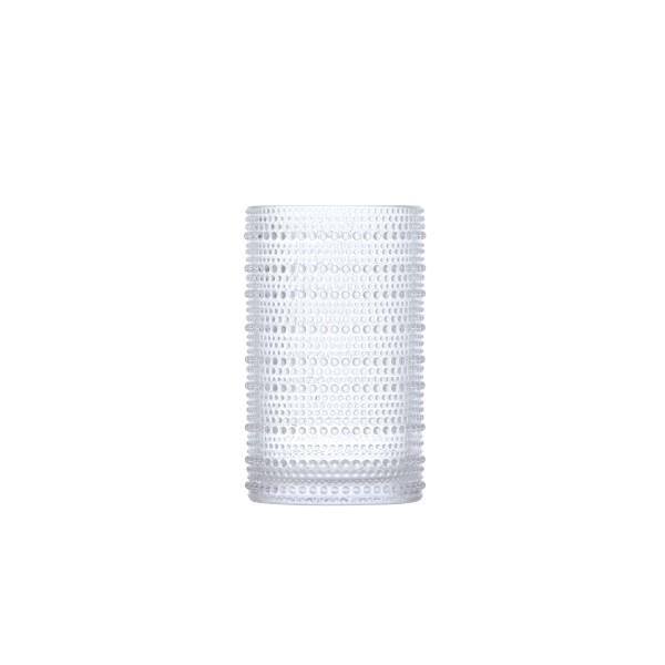 D&V Jupiter Clear Ice Bev Glass 13oz (.35L) 7.5x12.5cm