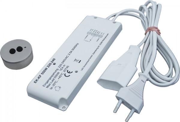 Funkfernbedienung AC230-240V max. 550 Watt