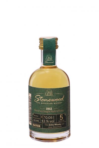 Stonewood Dra 43% vol. 0,05L- Karton mit 20 Flaschen