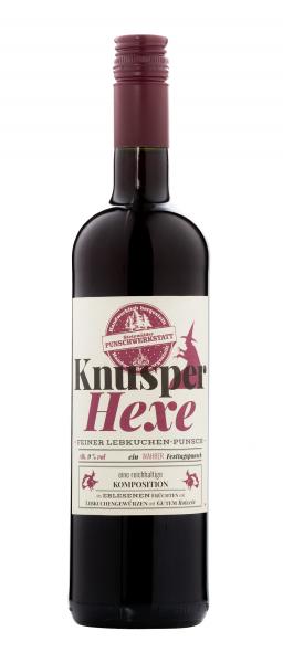 Knusperhexe-Lebkuchenpunsch 9% vol./ 0,75 L