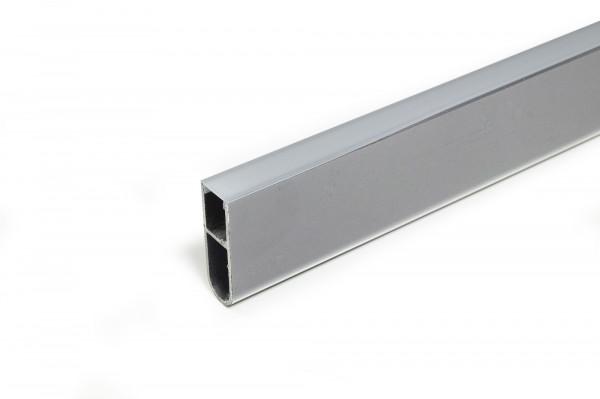 LED Leuchtenprofil Free Anbau 12x35,5 Alu EV1 L:3000 mm