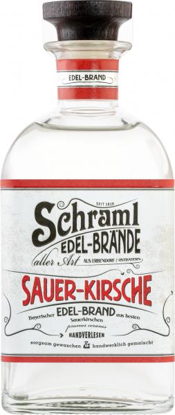 Sauer-Kirsche 42 vol.% 0,5 L