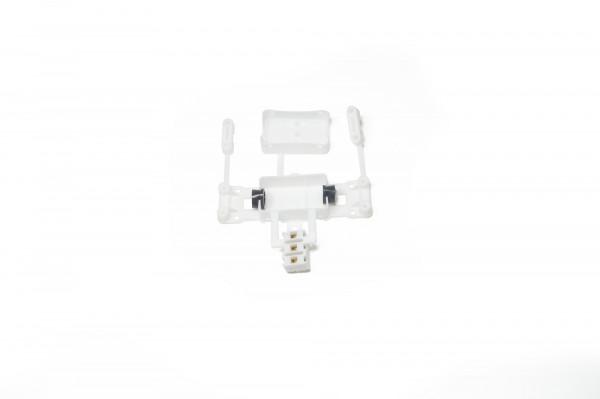 Anschlussbox 230V IP 44 weiß