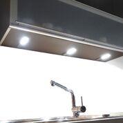 LED-HELIOS 1er-Set inkl. Trafo + Sensor