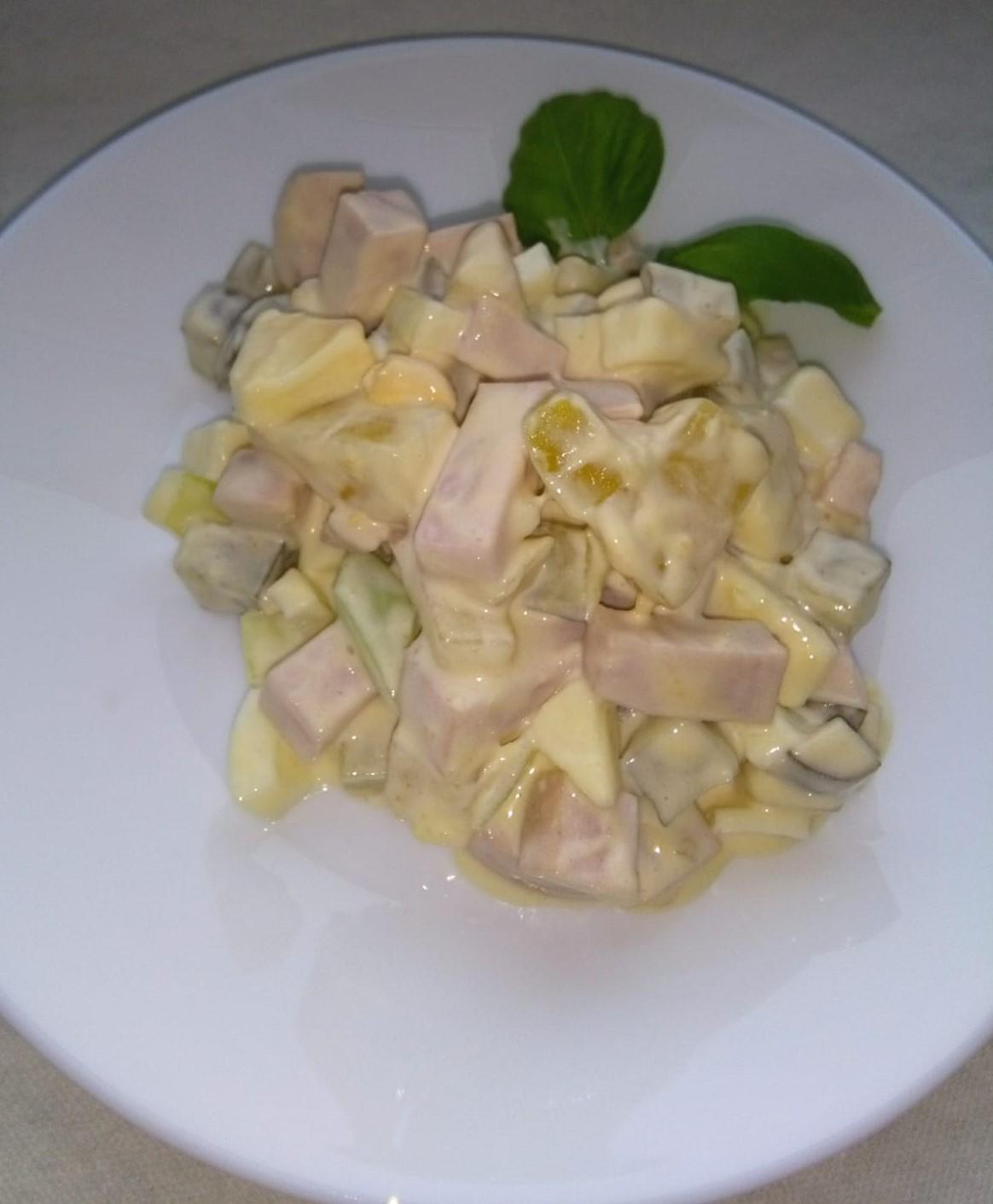 Sieben Tassen Salat