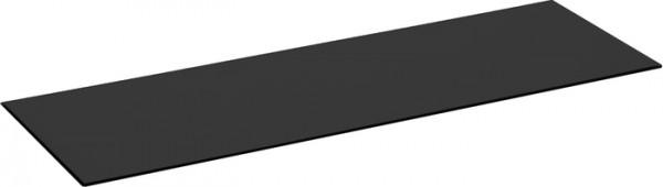 """Deko-Einleger """"""""M"""""""" Linero MosaiQ, Glas B350 x T4 x H110 Rauchglas"""
