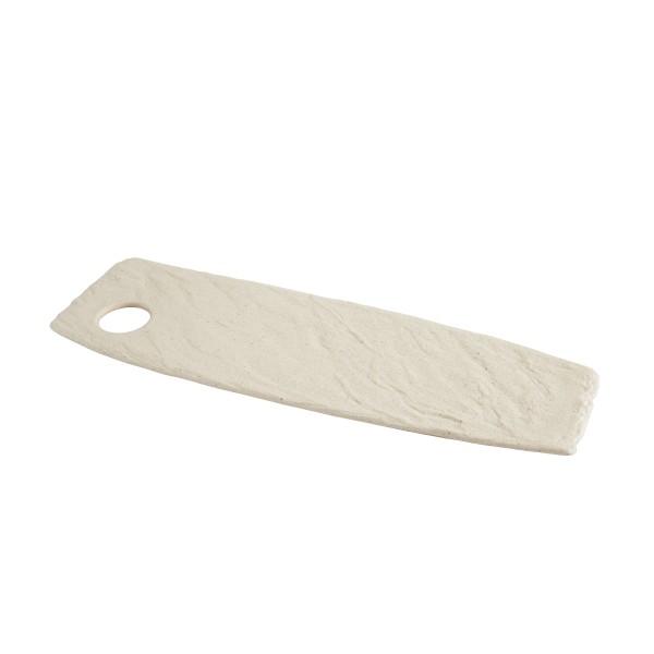 """FSW Sand Slayte Rect. Tray w/Well 12.75x3.75"""" (32.5x9.5cm)"""