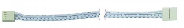 Anschlussleitung RGB Band 12/24 V 10 mm 2,0 meter