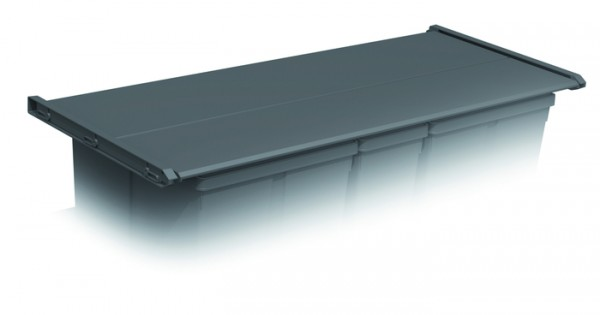 Komplett-Deckel-System 9XL 100er Schrankbreite