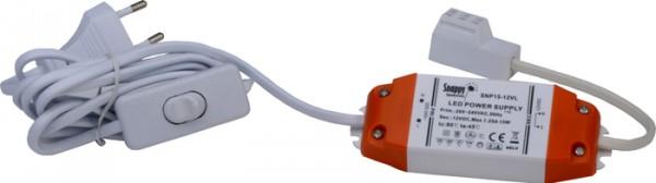 LED/Trafo für ARI+ Quarto, 3erSET