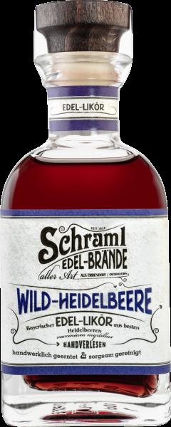 Wild-Heidelbeere 30% vol. 0,1 L