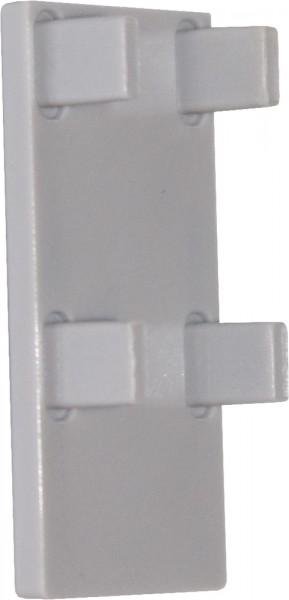 Abdeckkappen Set f. Diffuser-Profil DFF2500 und E/DFF250