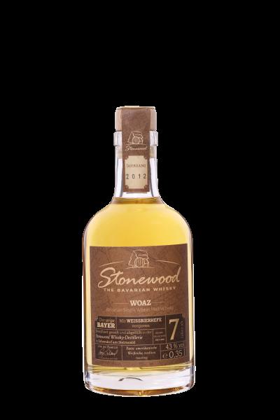 Stonewood Woaz 43% vol. 0,35 L