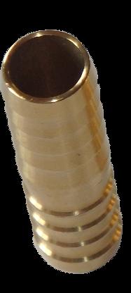 Schlauchverbindungsröhrchen 1/2 Zoll,Messing