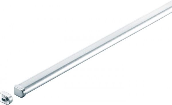 Set Profilleiste LINERO 2000 Länge 1500 mm, Edelstahloptik