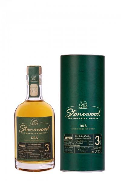 Stonewood Dra 43% vol. 0,35 L