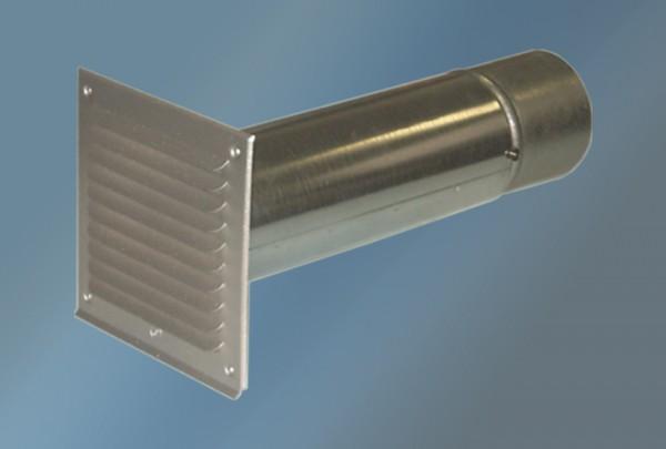 Mauerkasten Metall verzinkt Durchmesser 150 mm