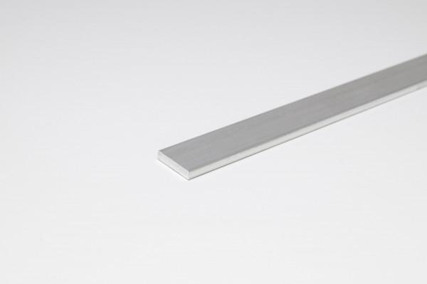 LED Grundprofil 10x2m Aluminum blank L:2500 mm