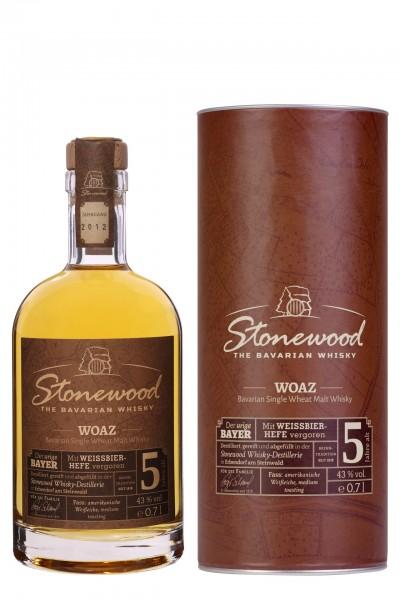 Stonewood Woaz 43% vol. 0,7 L
